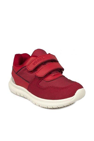 Kırmızı Bebek Yürüyüş Ayakkabısı 211 346.b19k117