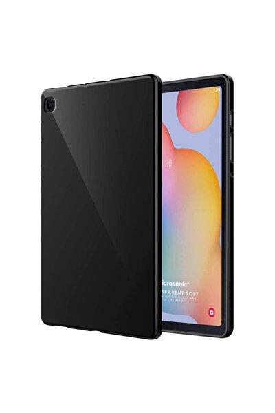 "Microsonic Galaxy Tab A7 10.4"" T500 Kılıf Transparent Soft Siyah"