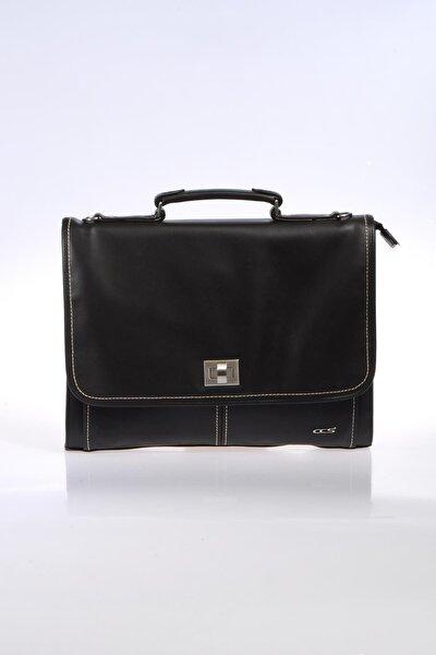 Kahverengi Unisex Laptop & Evrak Çantası