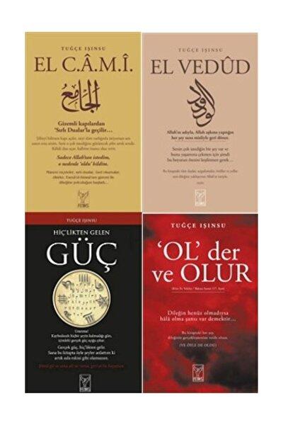 Tuğçe Işınsu 4 Kitap Set El Cami, El Vedud, Ol Der