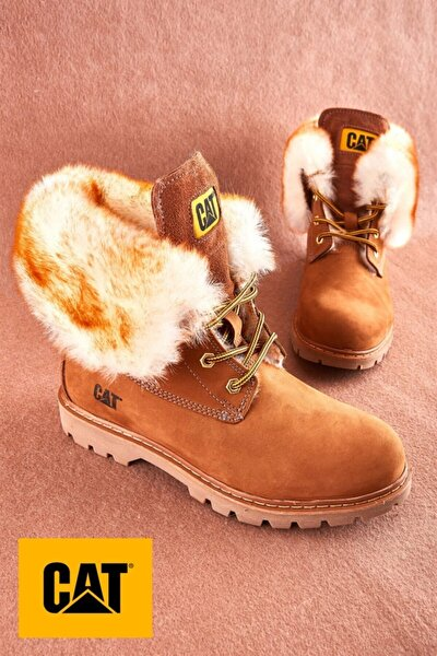 Utah Fur Sundance Nubuk Kadın Bot