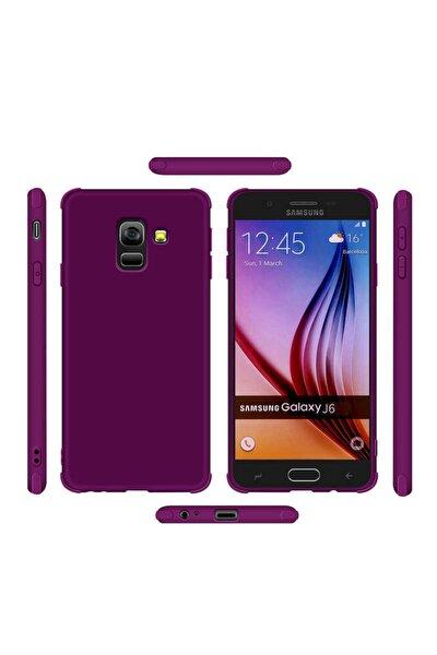Samsung Galaxy J6 Kılıf Soft Ve Mat Kapak