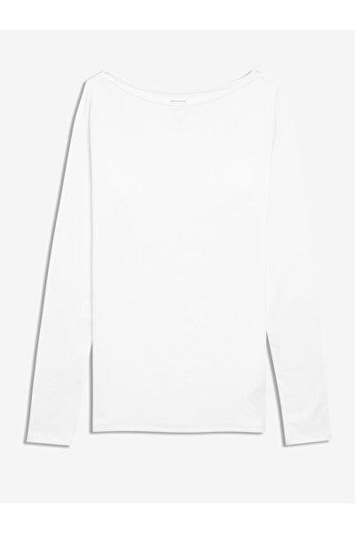 Modern Yuvarlak Yaka T-shirt