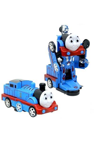 Train Gogo Pilli Robota Dönüşen Araba