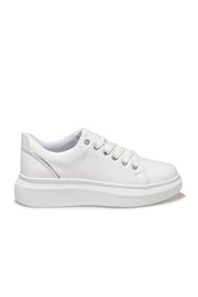21S-0401FX Beyaz Kadın Fashion Sneaker 101014277