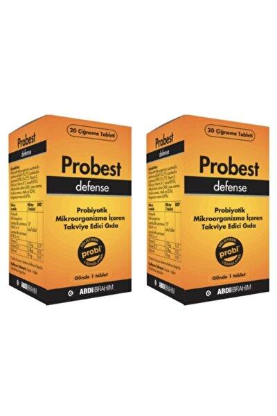 Probest Defense 20 Çiğneme Tablet 2 Adet