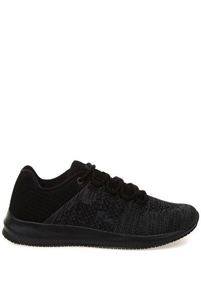 Kadın siyah  bağcıklı Sneakers