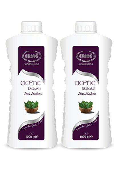 Defne Ekstraktlı Sıvı Sabun 1000 ml. X 2 Adet