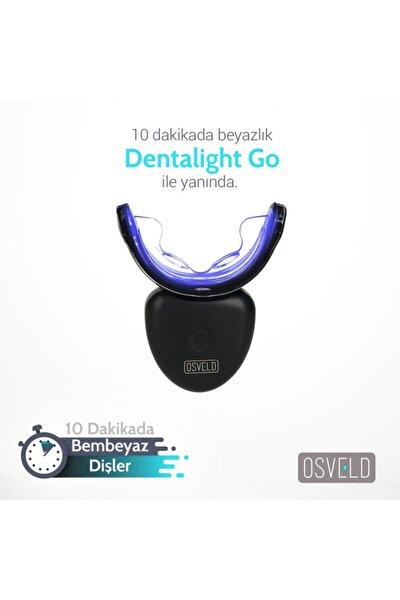 Dentalıgh Go Mavi Işık Teknolojisi Ile Diş Beyazlatma Kiti Siyah
