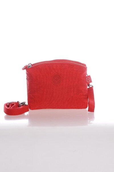Smb1111-0019 Kırmızı Kadın Minik Çapraz Çanta