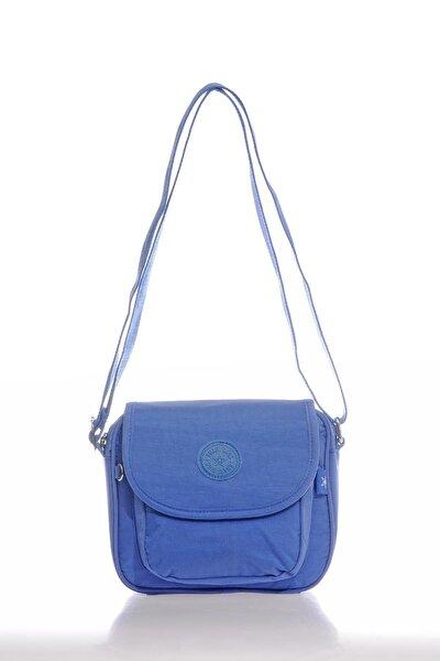 Smb3057-0031 Mavi Kadın Çapraz Çanta
