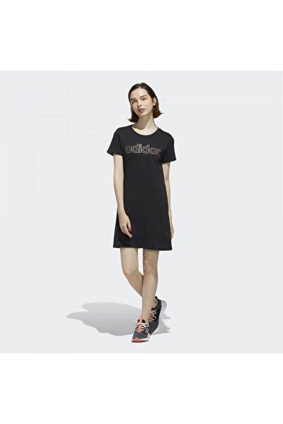 Kadın Siyah Elbise  W E Brand Dress FL0141