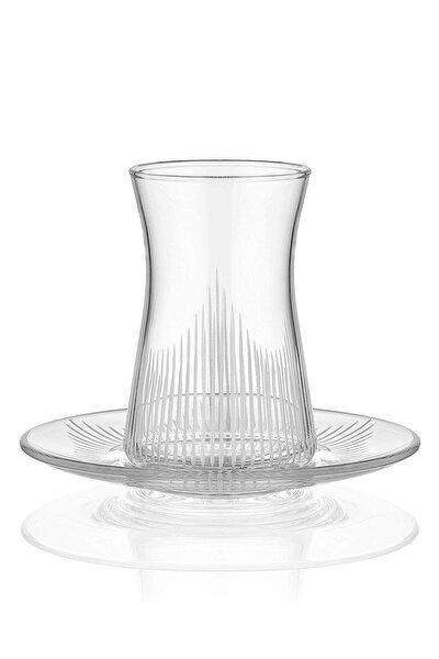 Hisar 12 Parça 6 Kişilik Çay Bardağı Seti