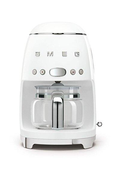 Beyaz Filtre Kahve Makinesi 50's Style Dcf02wheu