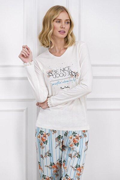Pıerre Cardın Kadın Pijama Takımı Pc7622-s 21k