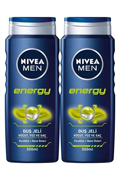 Men Energy Erkek Duş Jeli 500 ml x 2