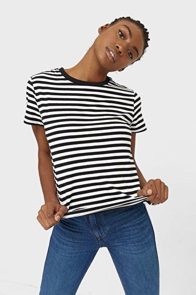 Basic Kolsuz T-shirt