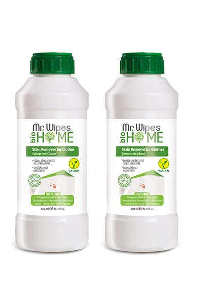 Mr.wıpes Konsantre Leke Çıkarıcı-500 ml+500 ml