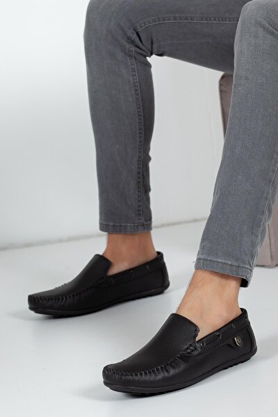 Siyah Günlük Ayakkabı DPRMGM3473001