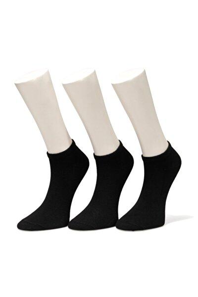 BASIC 3LU PTK-M 1FX Siyah Erkek Çorap 101012069