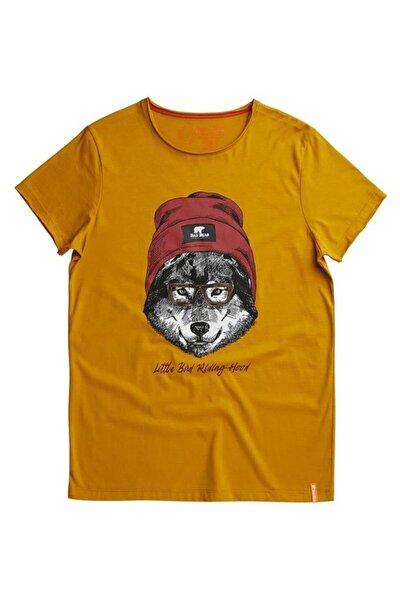 Erkek Sarı T-shırts Red Hood Tee 20.01.07.015