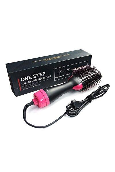 Saç Düzleştirici Tarak Şekillendirici Pro One Step Saç Düzleştirici