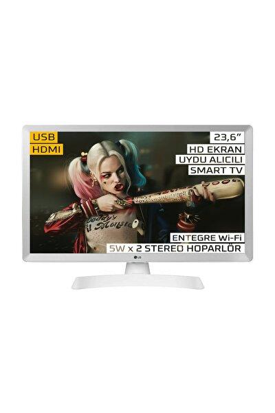 """24TL510S-WZ 24"""" 61 Ekran Uydu Alıcılı HD Ready Smart LED Monitör TV"""