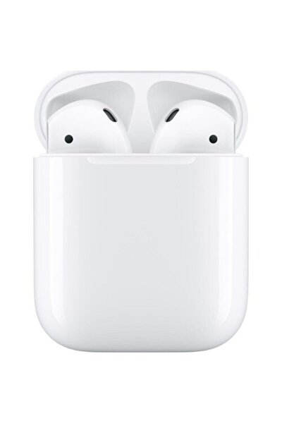 Super Beyaz Ipone Airpods 2. Nesil Bluetooth Kulaklık Android -ios