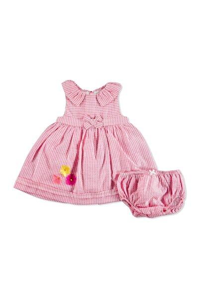 Kız Bebek Çamaşırlı Elbise
