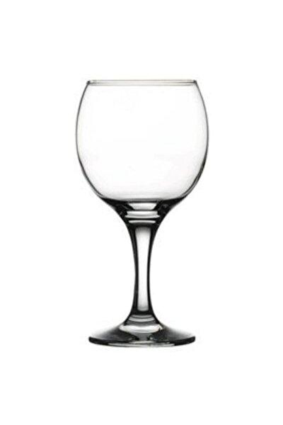 Bistro Su Bardağı Şeffaf 6'lı 44411