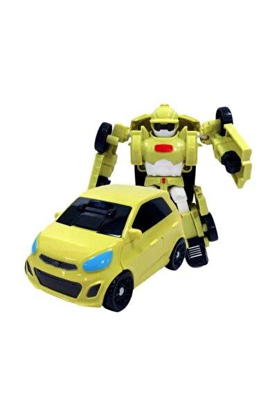 Esa1 Mini D Tobot Transformers Stil Dönüşebilir Oyuncak Araç
