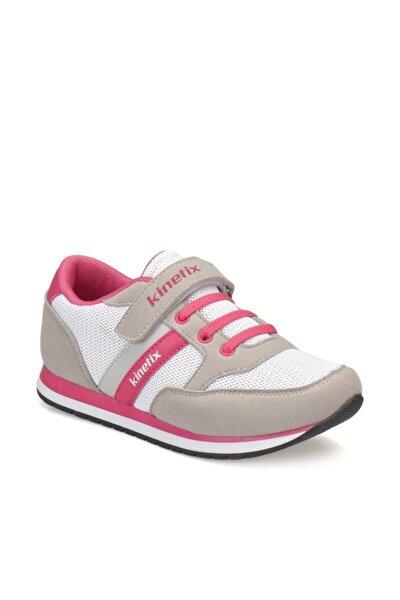 PAYOF Beyaz Açık Gri Fuşya Kız Çocuk Sneaker 100294192