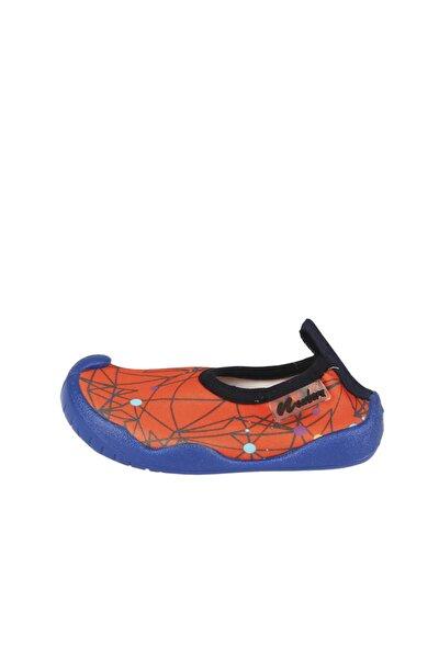 Erkek Çocuk Turuncu Deniz Ayakkabısı Naq2010-bk084