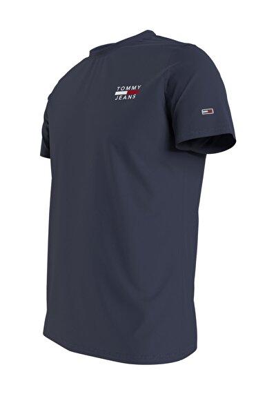 Erkek Mavi T-Shirt DM0DM10099