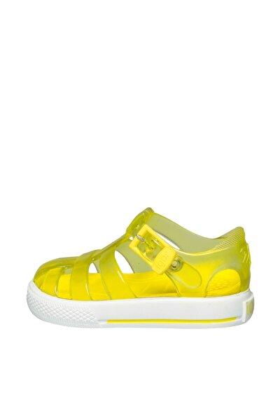 S10107 TENIS Sarı Kız Çocuk Sandalet 100434378