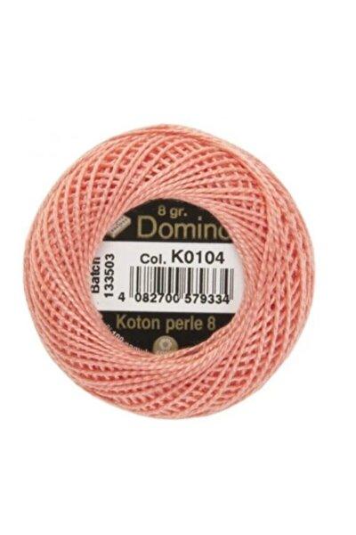Coats Domino Koton Perle No:8 Nakış Ipi K0104