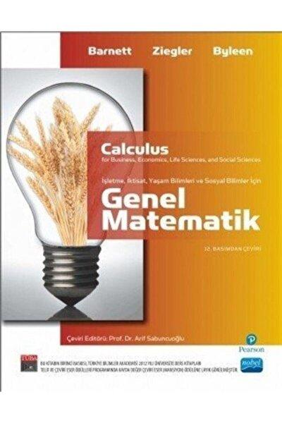 Genel Matematik & Işletme, Iktisat, Yaşam Ve Sosyal Bilimler Için / Calculus For Business, Econom...