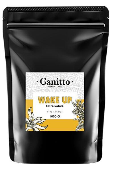 Wake Up 1000 gr Öğütülmüş Filtre Kahve Makinesi Uyumlu