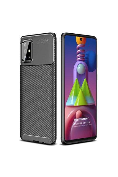 Microsonic Galaxy M51 Kılıf Legion Series Siyah