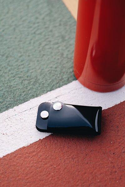 Katlanır Anahtarlık - Unisex Siyah Anahtarlık
