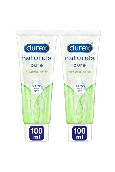 Naturals Pure Kayganlaştırıcı Jel 100 Ml X 2 Adet