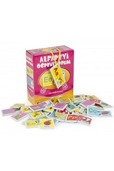 Alfabeyi Öğreniyorum Kutu