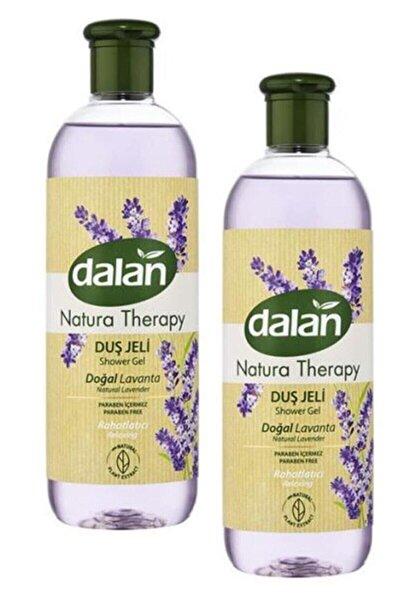 2'li Natura Therapy Duş Jeli Lavanta 500 ml