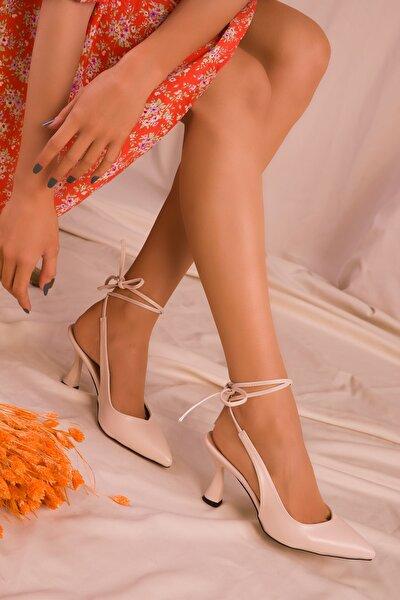 Ten Kadın Klasik Topuklu Ayakkabı 15776