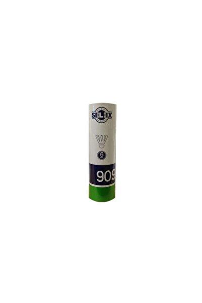 909 Beyaz Badminton Topu 6 Adet (909)
