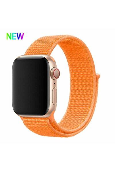 Apple Watch Hasır Kordon 38 40 Mm Tüm Modellere Uyumlu