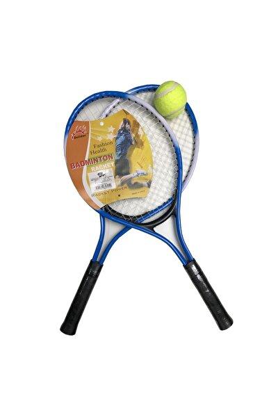 Komple Çantalı Kort Çocuk Tenis Raketi Set