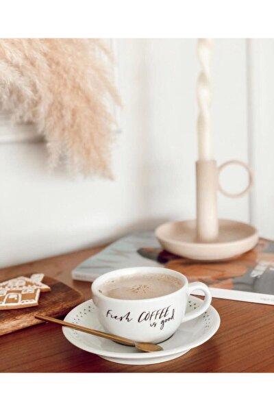 Porselen Fincan Takımı 1 Adet (coffee)