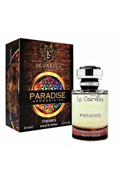 Plus Paradise Aphrodisiac Edp 60 ml Erkek Parfüm