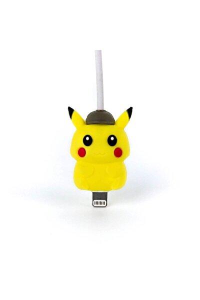 Pikachu Şarj Kablo Koruyucu